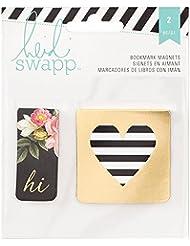 Heidi Swapp Memory Planner Bookmark Magnets 2/Pkg-