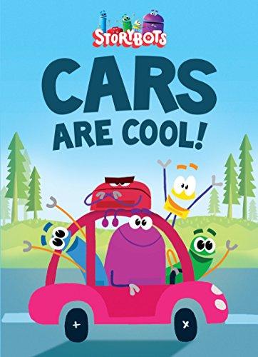 Cars Are Cool! (Storybots) por Jibjab Bros Studios