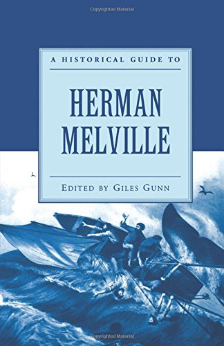 A Historical Guide to Herman Melville (Historical Guides to American Authors)