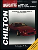 GM Camaro, 1982-92 (Chiltons Total Car Care Repair Manual)