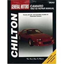 GM Camaro, 1982-92 (Chilton's Total Car Care Repair Manuals)
