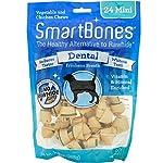 Smart bones Dental Dog Chew, Mini, 8-Pieces 6