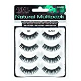 Ardell Natural Style Multipack Eye Lashes Number 101, Black