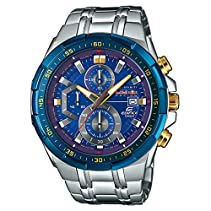 Casio Herrenuhr Chronograph Edifice EFR-539RB-2AER