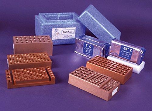 DUTSCHER 53041 0 Bloc réfrigérant, 1 °C, sauf 5 mL