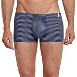 Schiesser Herren Long Life Cotton Shorts' Boxershorts, Blau (Indigo 824), L