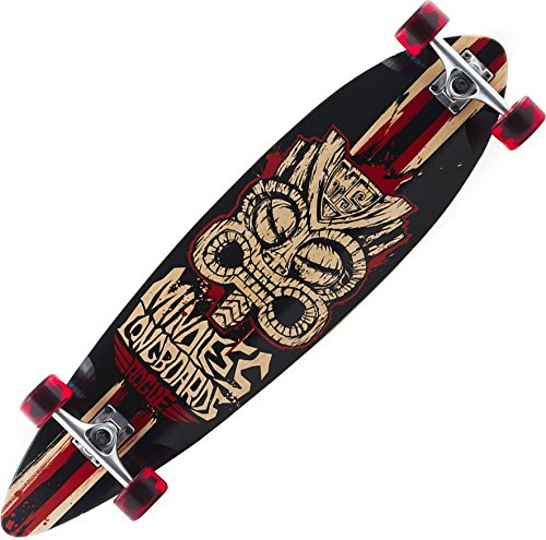 Mindless TRIBAL ROGUE II Longboard 2015 black/red