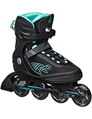 K2 Sports Europe Inlineskates Kinetic 80 W Damen