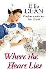 Where the Heart Lies (Beach View Boarding House Book 4)