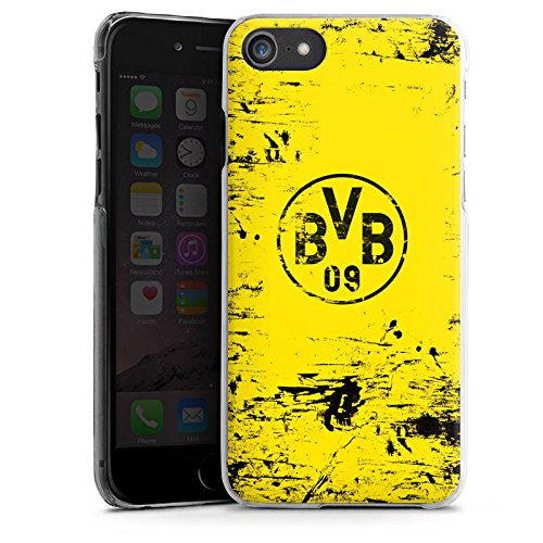 Apple iPhone 6 Plus Hülle Case Handyhülle Borussia Dortmund BVB Fanartikel Hard Case transparent