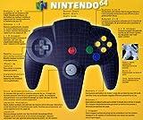 Nintendo 64 - Controller schwarz