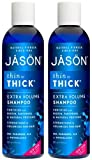 (2 Pack) - Jason Bodycare - Thin To Thick Shampoo | 240ml | 2 PACK BUNDLE