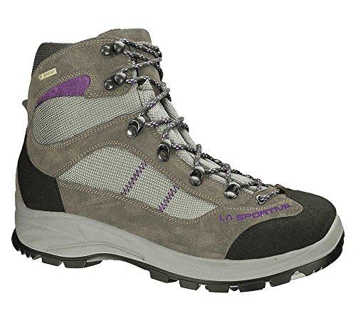 Scarpa da Trekking La Sportiva Donna - Cornon GTX BP - Brown/Purple