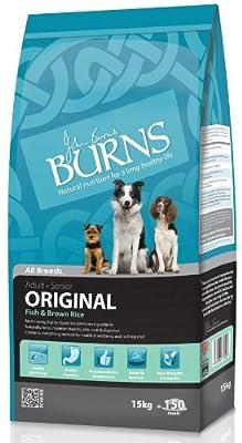 Burns Fish & Brown Rice