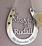 Best Bridal Gifts - Personalised Wedding Mr & Mrs Good Luck Bridal Review