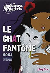 Kinra girls : Le chat fantôme tome 2