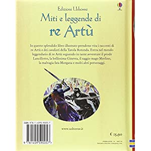 Miti e leggende di re Artù