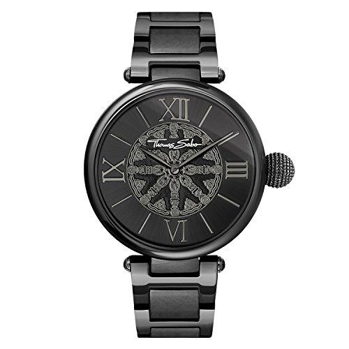 Thomas Sabo Damen Armbanduhr WA0307-202-203-38