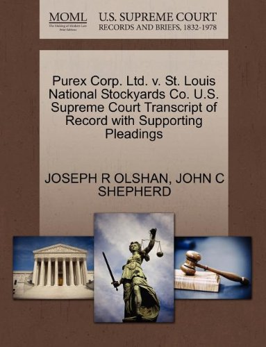purex-corp-ltd-v-st-louis-national-stockyards-co-us-supreme-court-transcript-of-record-with-supporti
