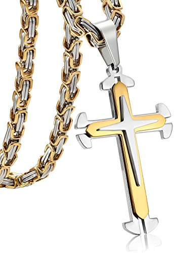 jstyle-acier-inoxyable-collier-homme-byzantine-pendentif-a-croix-avec-la-chaine-56cm-61cm-76cm