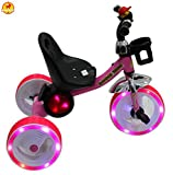 Baybee Trident Tricycle with Music and S...