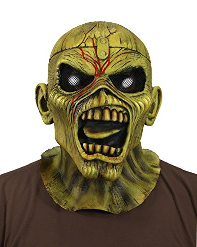 Iron Maiden - Piece of Mind - Adult Mask - Neca (máscara/careta)