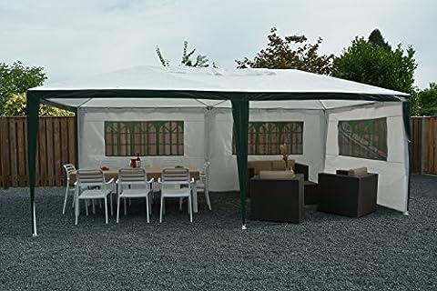 Tonnelle Pavilion Tente de réception | 600 x 300 cm