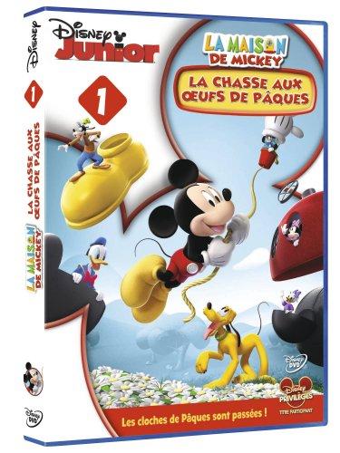 La Maison de Mickey - 01 - La chasse aux oeufs de Pâques