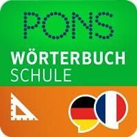PONS Wörterbuch Französisch - Deutsch SCHULE