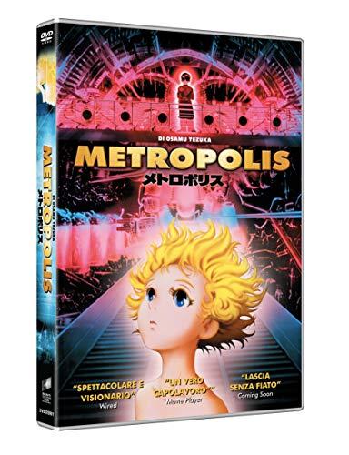 ANIME GIAPPONESI - METROPOLIS (1 DVD)