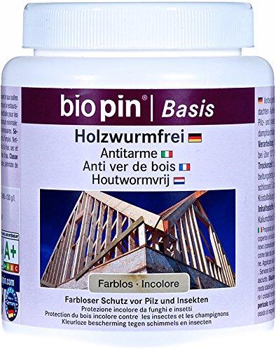 Biopin wirkt physikalisch-mechanisch