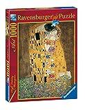Ravensburger 15743 Klimt: Il bacio Puzzle 1000 pezzi Arte