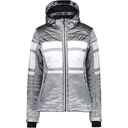 CMP Damen Skijacke Jacke, Argento, D38