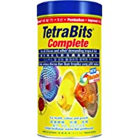 Tetra Bits Complete Fish Food for Growth and Health, 300g/1000ml by Pet Konnect
