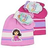 Best Nickelodeon Friends For Girls - Nickelodeon Dora & Friends Toddler Girls Winter Hat Review