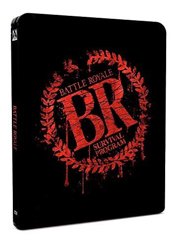 Preisvergleich Produktbild Battle Royale - Play.com Exclusive Limited Edition Steelbook [UK Import ohne dt. Ton]
