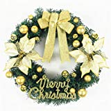 Best Knock Knock regali per gli amici - Christmas Wreath Christmas Door Knock Rattan Shopping Mall Review