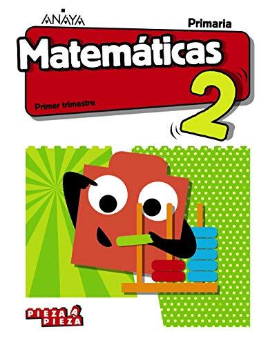 Matemáticas 2 (Incluye Taller de Resolución de problemas) (Pieza a Pieza)