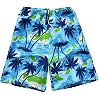 Pantalones Cortos de Playa, Pantalones Cortos de Surf Hawaianos Ocasionales, Pantalones Cortos de Verano para Hombres, Good dress, Traje No. 2, una talla