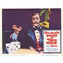 The Magic World of Topo Gigio Poster (11 x 14 Inches - 28cm x 36cm) (1965) Style G