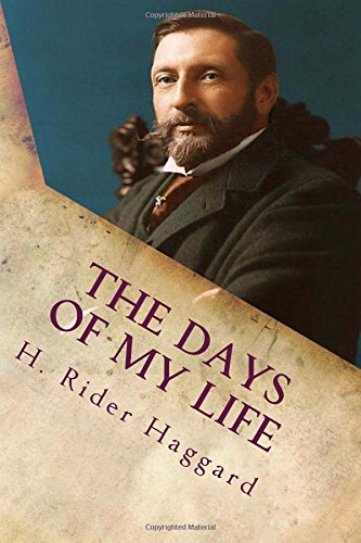The Days of My Life: Autobiography
