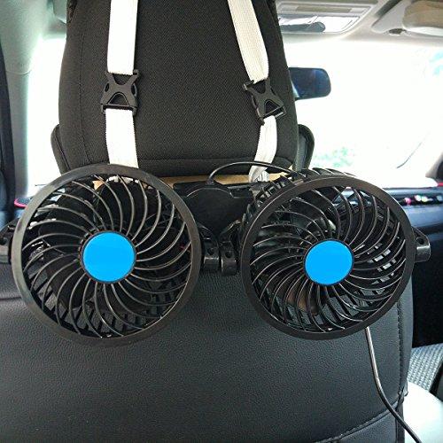 Ventilador de refrigeración eléctrico para coche de 12 V - STYLINGCAR. Ventiladores...
