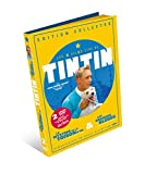 Tintin, coffret de 2 films  - Les Oranges Bleues et Le Mystère de la Toison d'Or - Coffret DVD [Édition Collector - Boîtier Mediabook]...