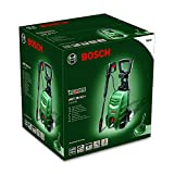 (Certified REFURBISHED) BOSCH AQT 35-12 Plus 1500-WATT Home and CAR Washer (Green, Black and RED)