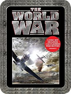 World War Collection: Captive Heart, Angels One Five, Sound Barrier, King and Country by Michael Redgrave