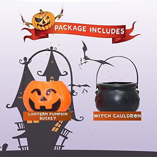 THE TWIDDLERS Set von 110 Halloween Thema Party Mitgebseln Scherzartikel - Perfekt für Partytaschenfüller - Pinatas - Geburtstag & Halloween Partys - Weihnachten Etc. - 5