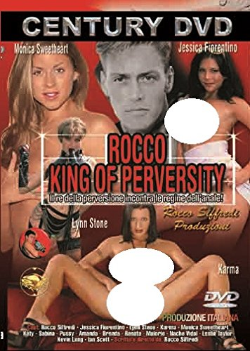 Rocco King Of Perversity (Rocco Siffredi Produzioni)