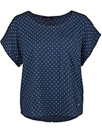 CAMPUS Damen Shirt BLOUSES SHORT SLEEVE