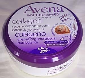 Grand 200g (6.7 Fl OZ ) - Extrait d'ESCARGOT COLLAGÈNE Anti-âge réparation hydratant visage main Corps Crème pour la peau