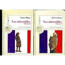 LOS MISERABLES (DOS TOMOS)